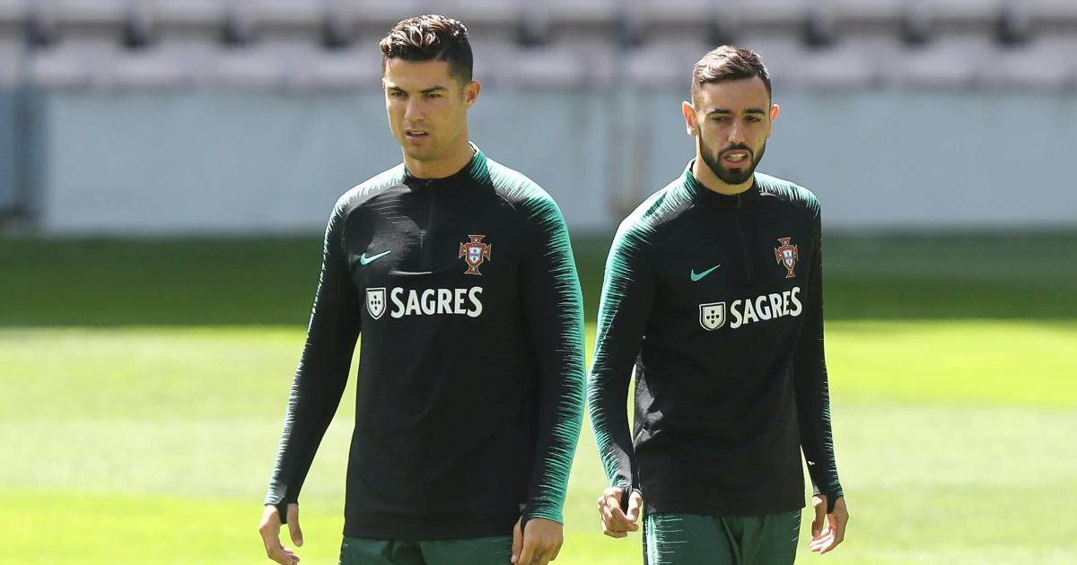 Bruno Fernandes makes Man Utd free-kick plea ahead of Ronaldo return