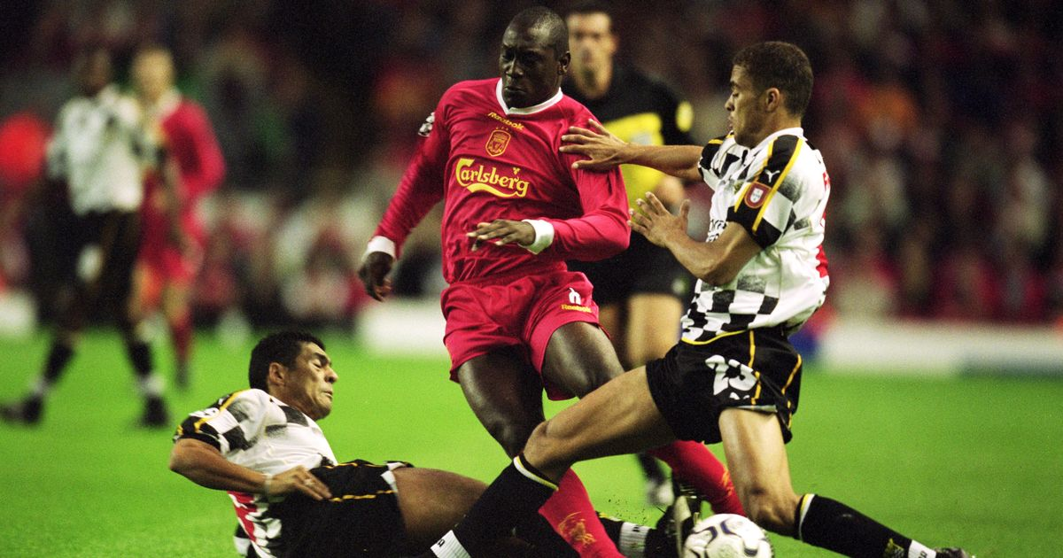 What happened when Liverpool played Champions League match on night of 9/11 terrorist attacks