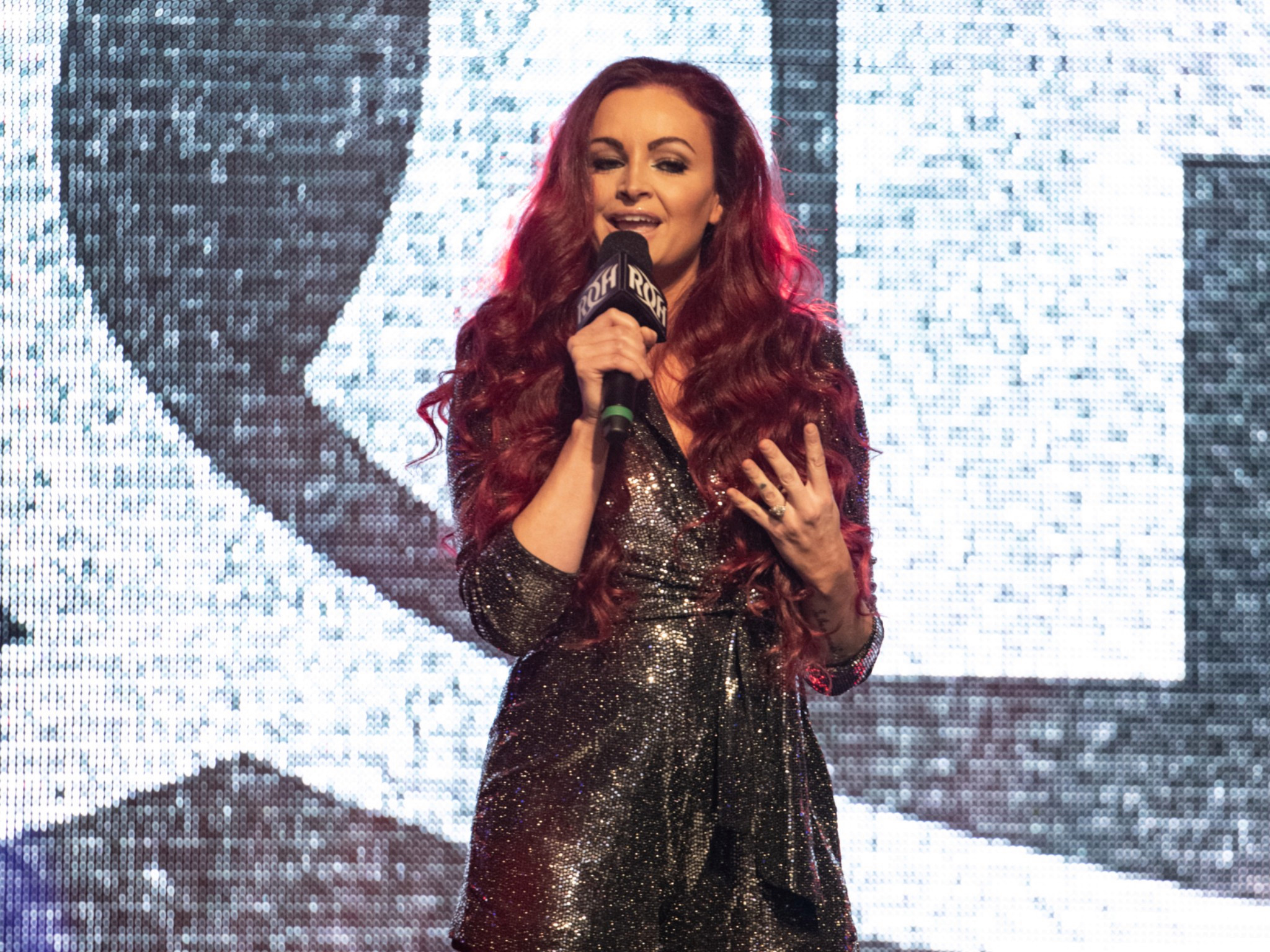 Ring of Honor's Maria Kanellis sees a lot of WWE legend Lita in AEW star Ruby Soho