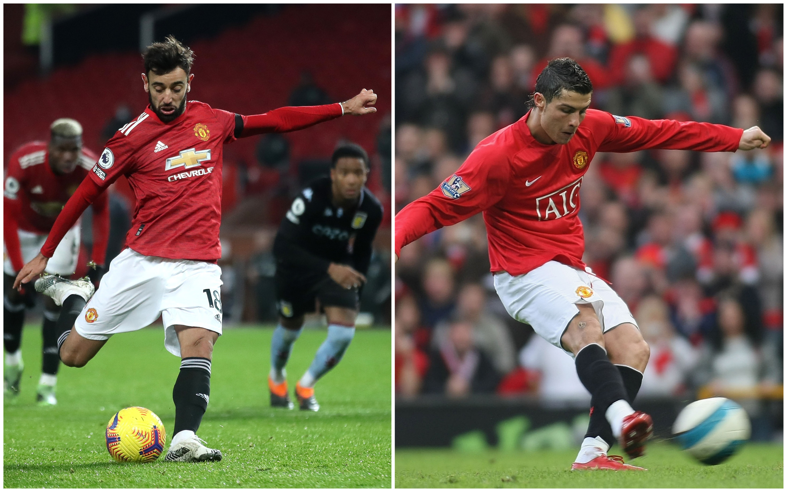 Ole Gunnar Solskjaer reveals conversation with Bruno Fernandes and Cristiano Ronaldo over penalty duty
