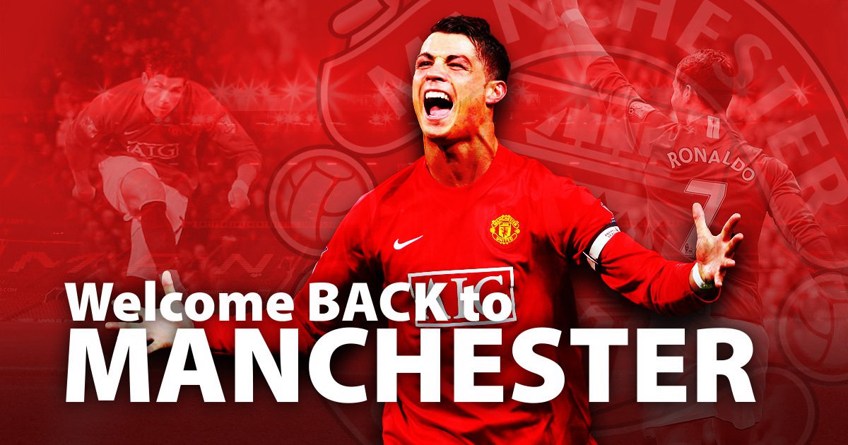 Theatre of Dreams the perfect stage for the ultimate showman Cristiano Ronaldo to make his return