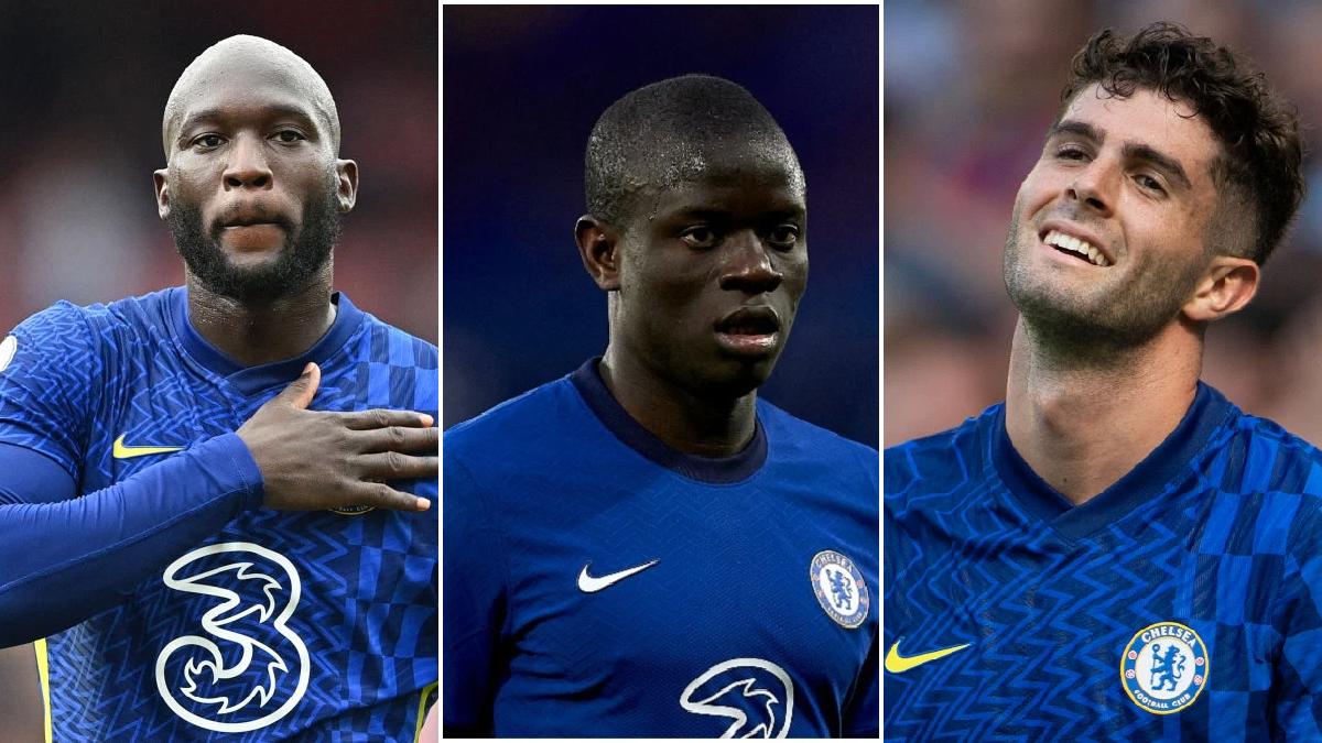 Thomas Tuchel provides injury update on Chelsea stars Romelu Lukaku, N'Golo Kante and Christian Pulisic