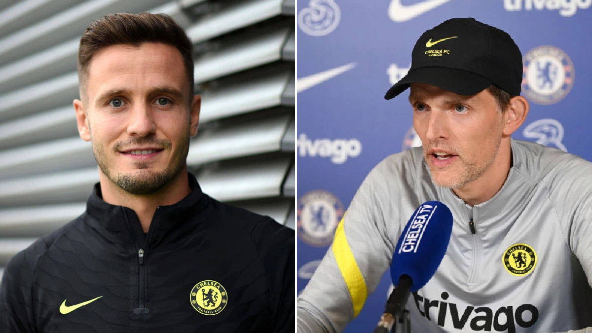 Thomas Tuchel was 'concerned' for Chelsea's midfield before Saul Niguez signing