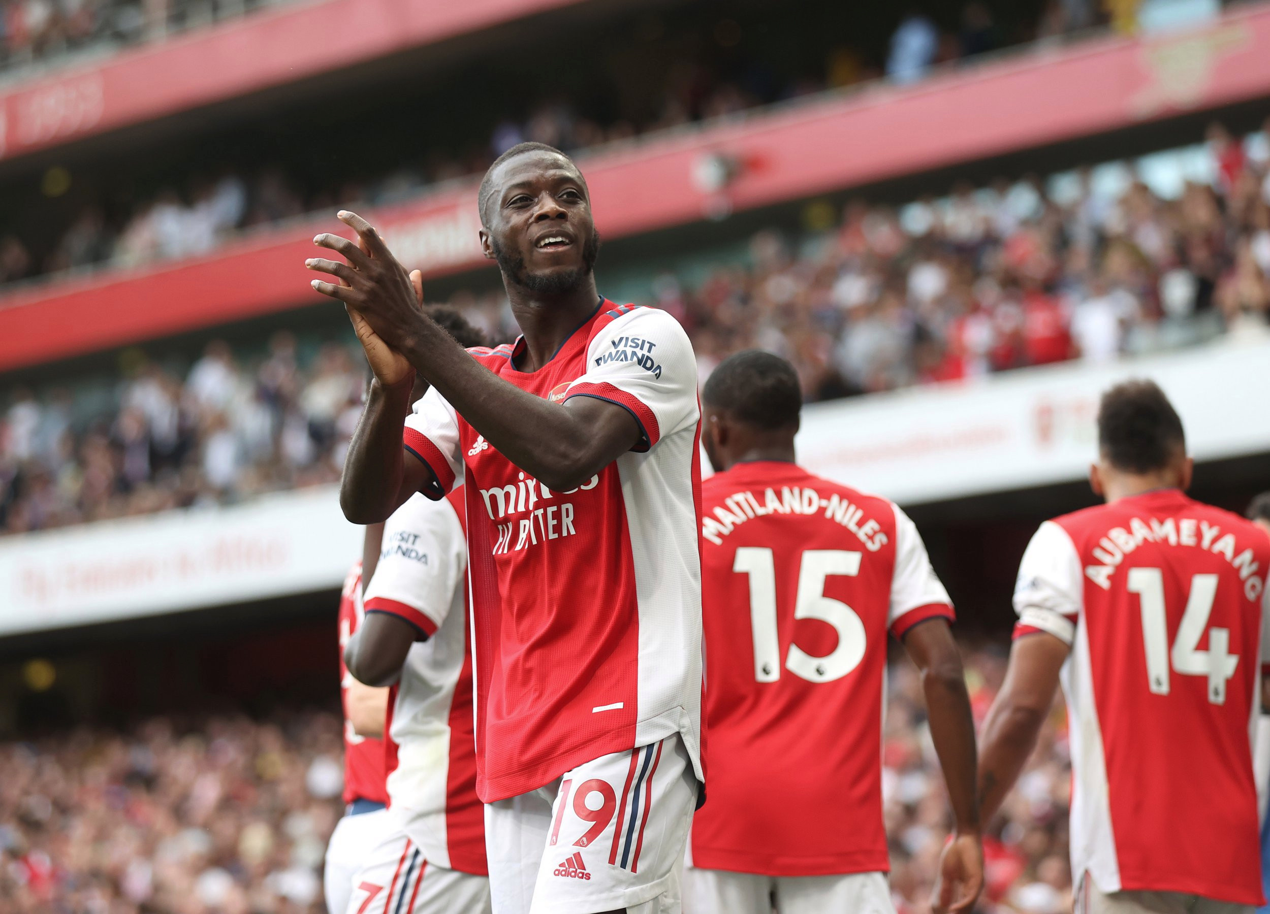 Nicolas Pepe deletes Instagram post mocking Arsenal after Norwich City win