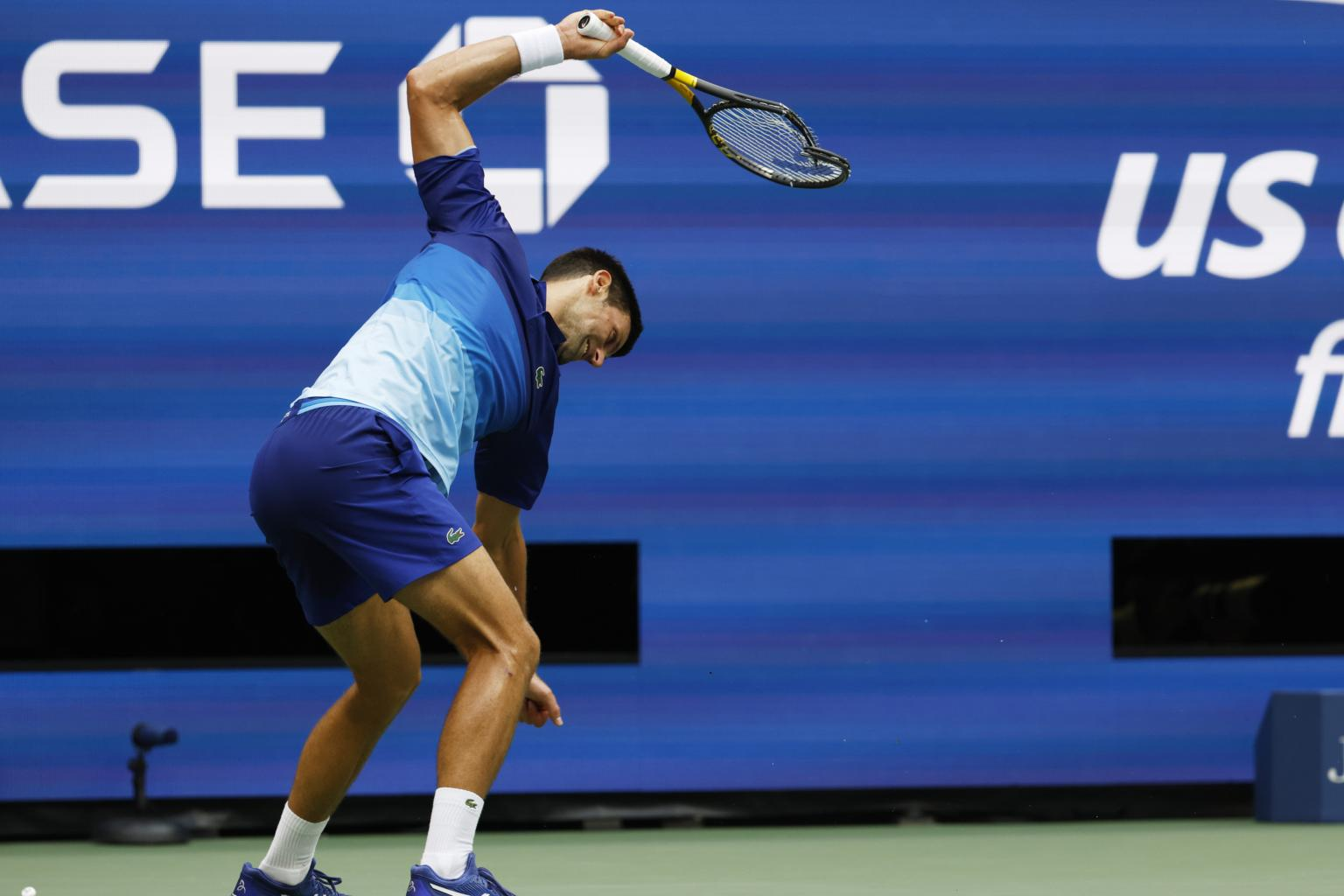 Tennis: Djokovic's Grand Slam dream foiled as Medvedev wins US Open