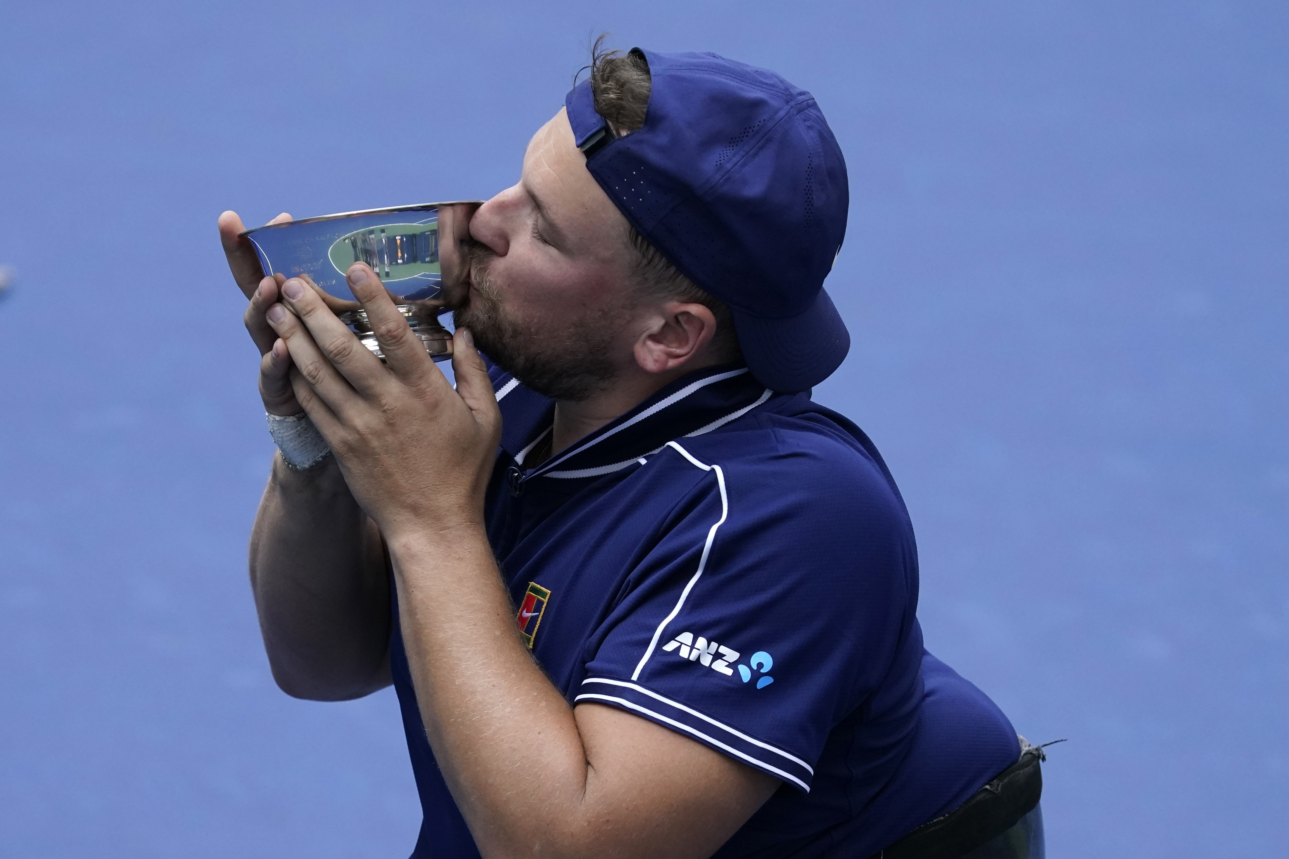 Dylan Alcott Achieves Coveted Golden Grand Slam After Winning US Open