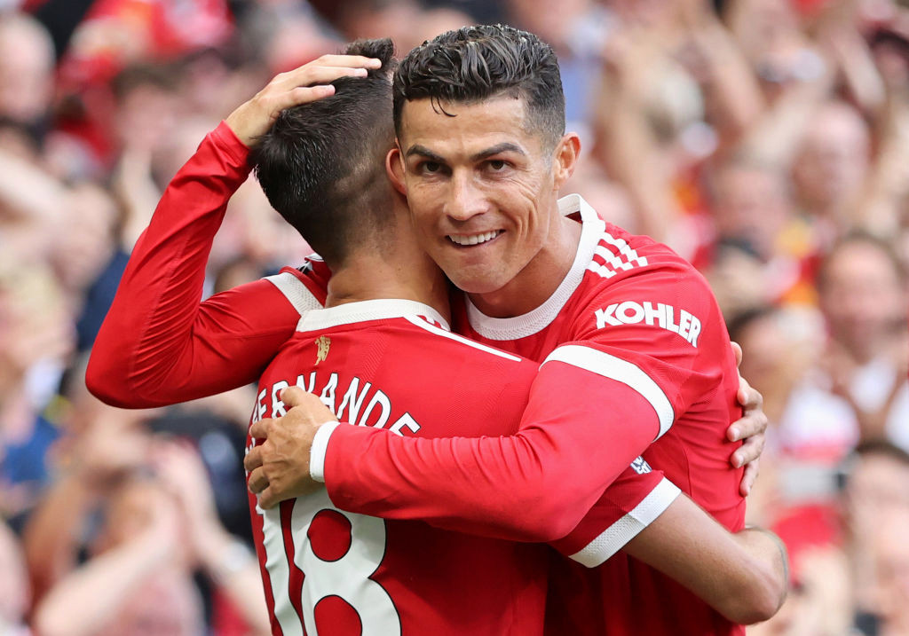 Cristiano Ronaldo pinpoints what Man Utd need if they want to win Premier League and Champions League