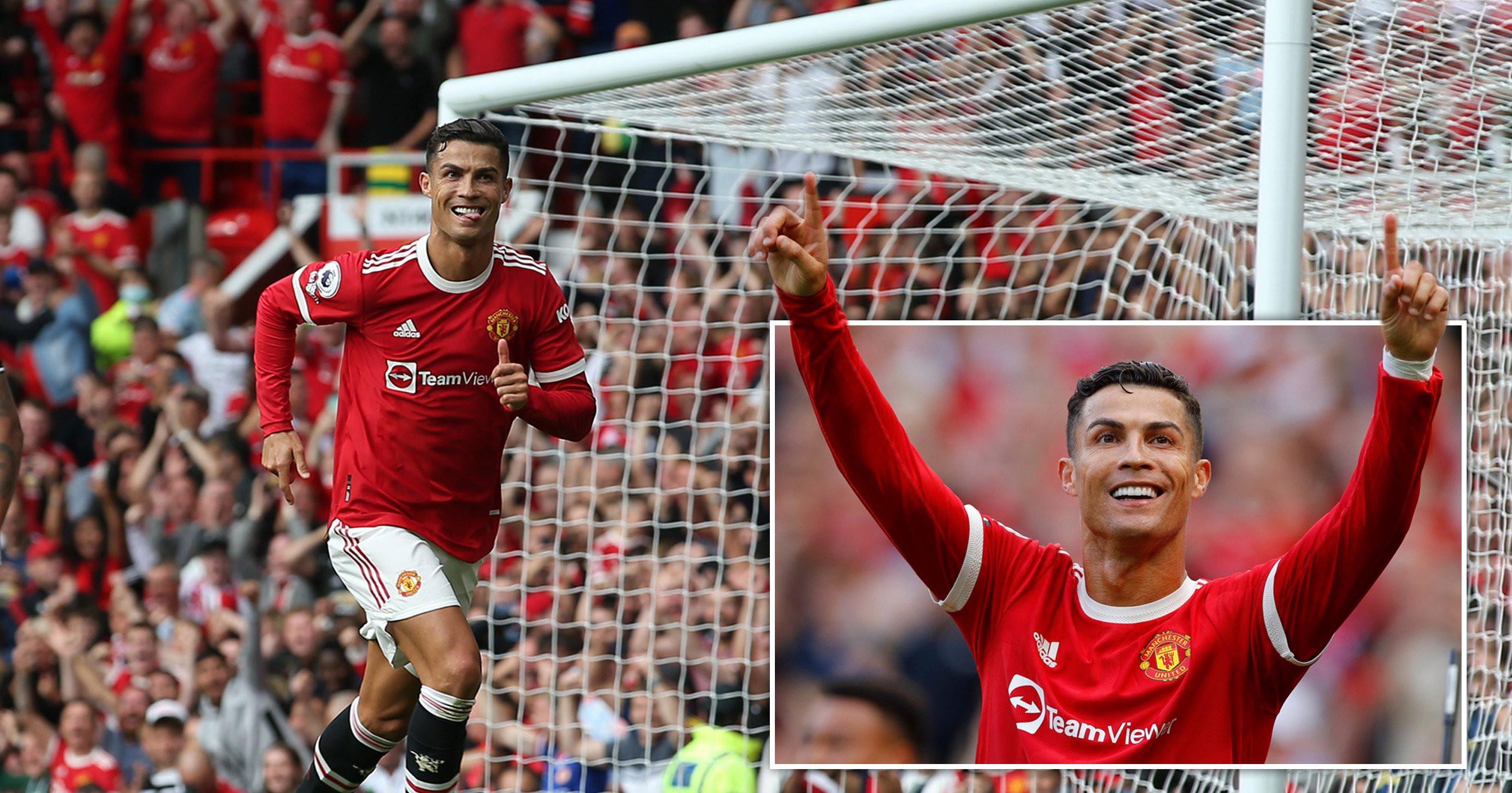 Cristiano Ronaldo scores twice on dream Old Trafford return as Manchester United beat Newcastle