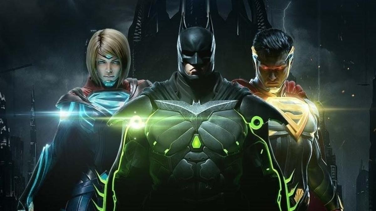 Injustice 3 Title Seemingly Leaks
