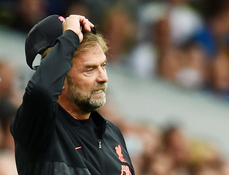 Soccer - Tough group will be exciting, says Liverpool's Klopp