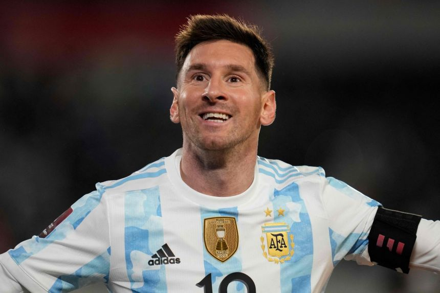 Football: This is it: Messi gets set for PSG Champions League bow