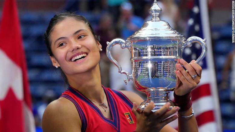 Can Emma Raducanu become sports' first billion dollar woman?