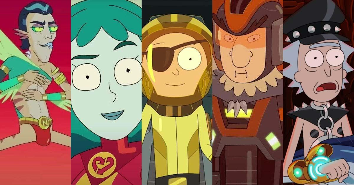Rick and Morty Season 5 Episodes Ranked Worst to Best