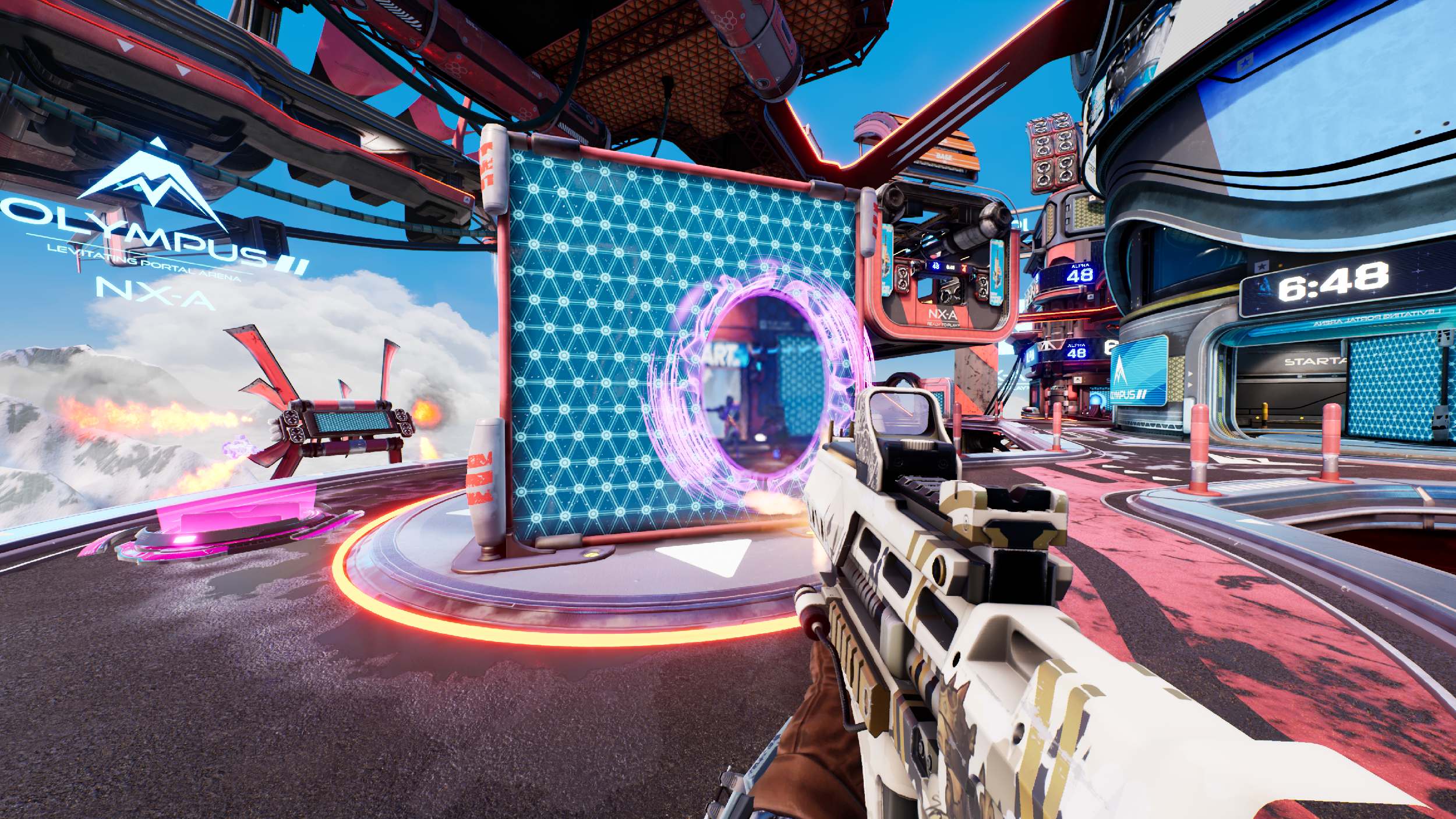 1047 Games raises $100M on the runaway success of its debut title, Splitgate