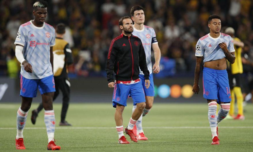 Football: Poor discipline cost us, says Man United boss Solskjaer