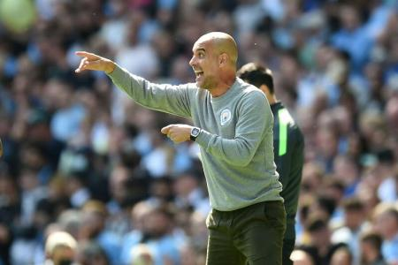 Pep: City not failures in Europe last term
