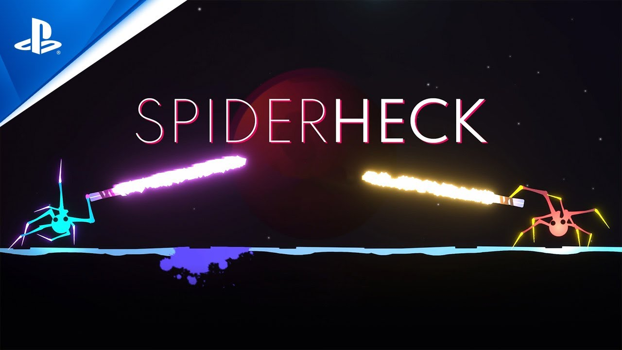SpiderHeck - Game Announcement Trailer | PS5, PS4
