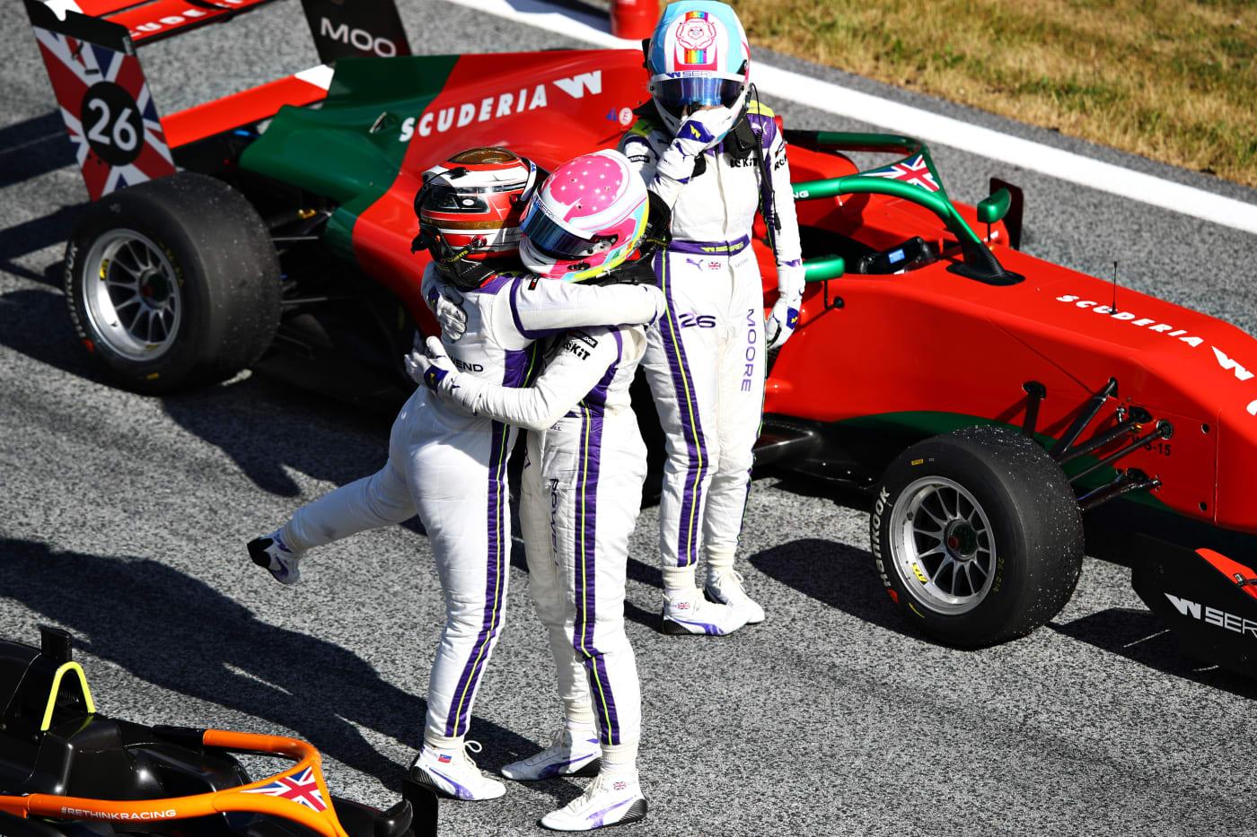 How The W Series Is Revolutionising Motorsport