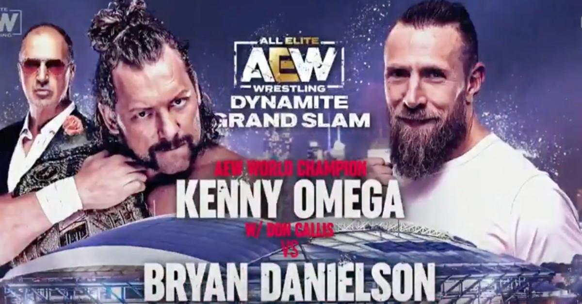 Everything Announced for AEW Dynamite: Grand Slam at Arthur Ashe Stadium