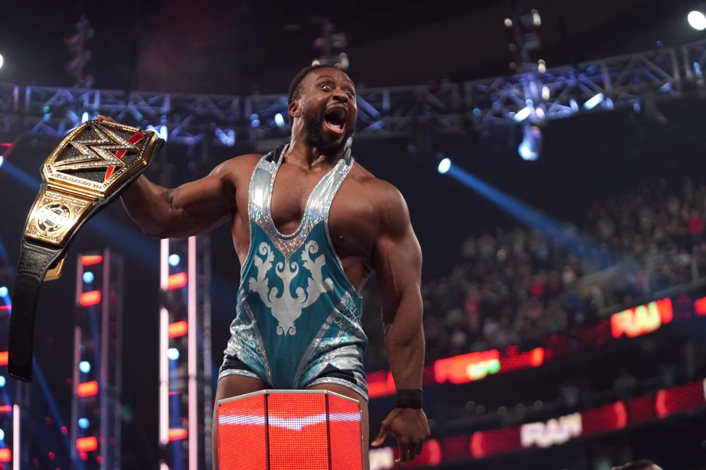 My Way: WWE Champion Big E Talks Historic Championship Win