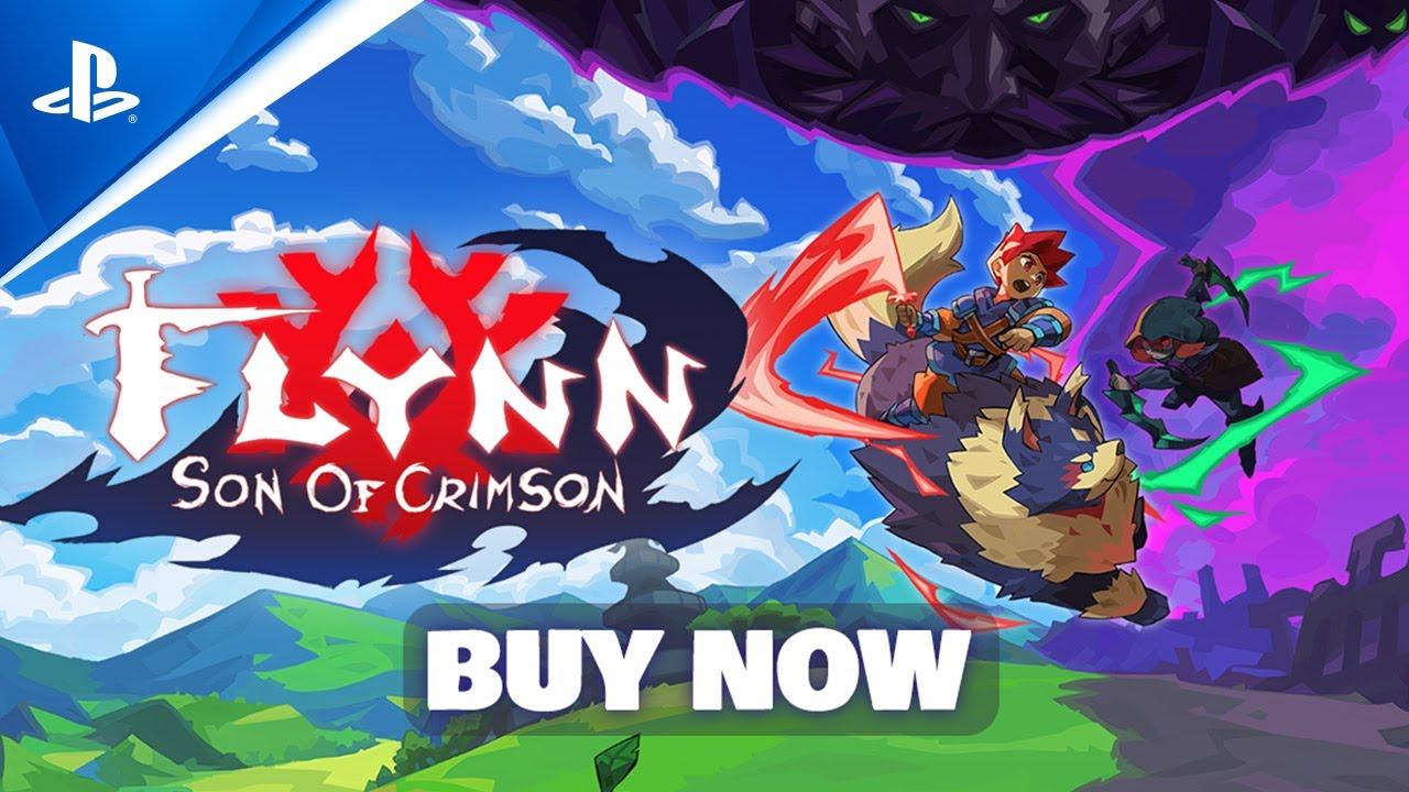 Flynn: Son of Crimson - Launch Trailer   PS4