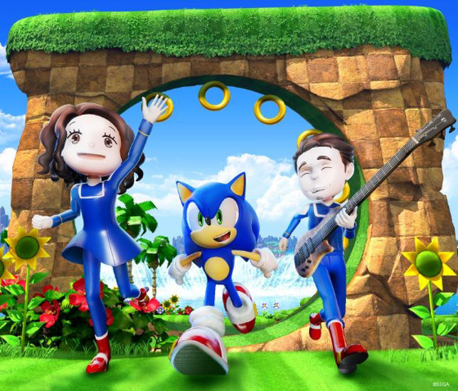 Sonic The Hedgehog Green Hill Zone soundtrack finally gets its own lyrics and music video