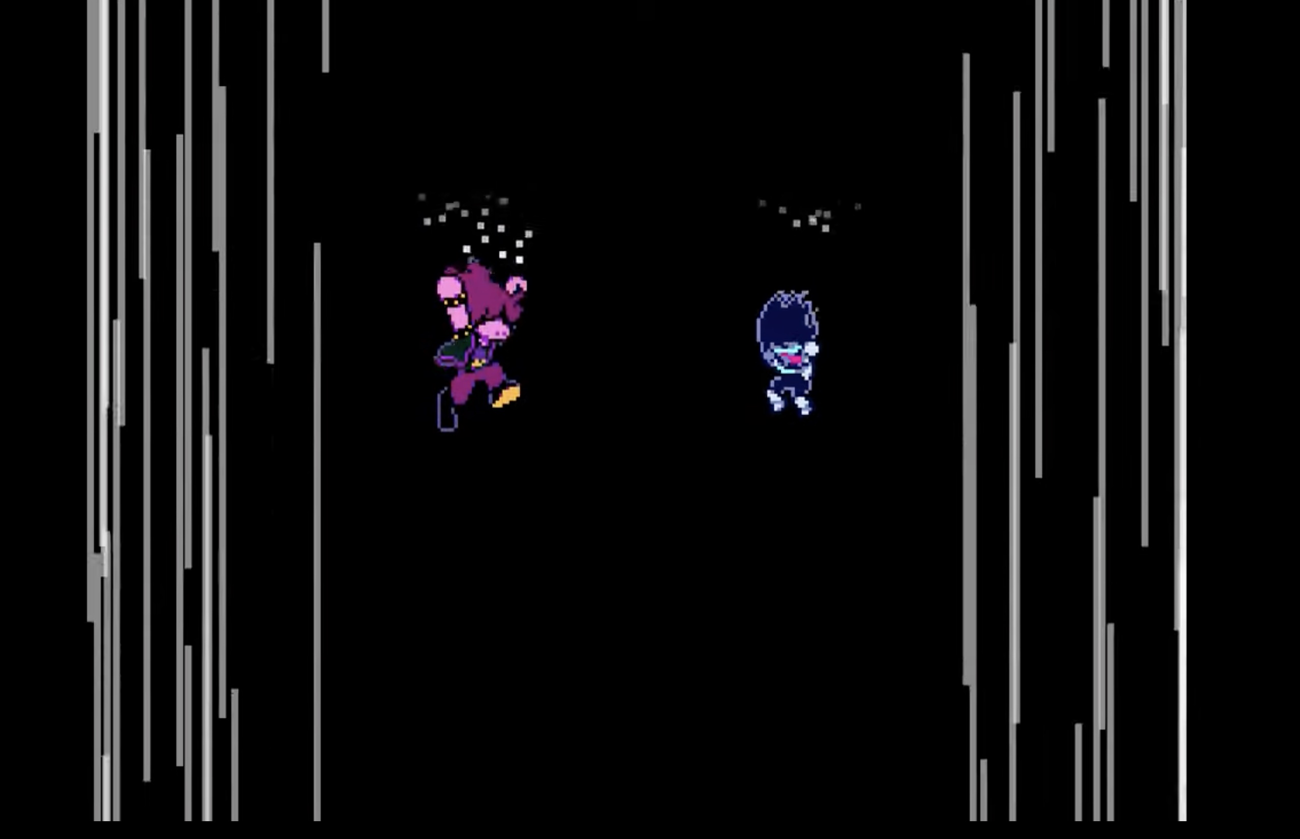 Deltarune Chapter 2 gets surprise release in two days