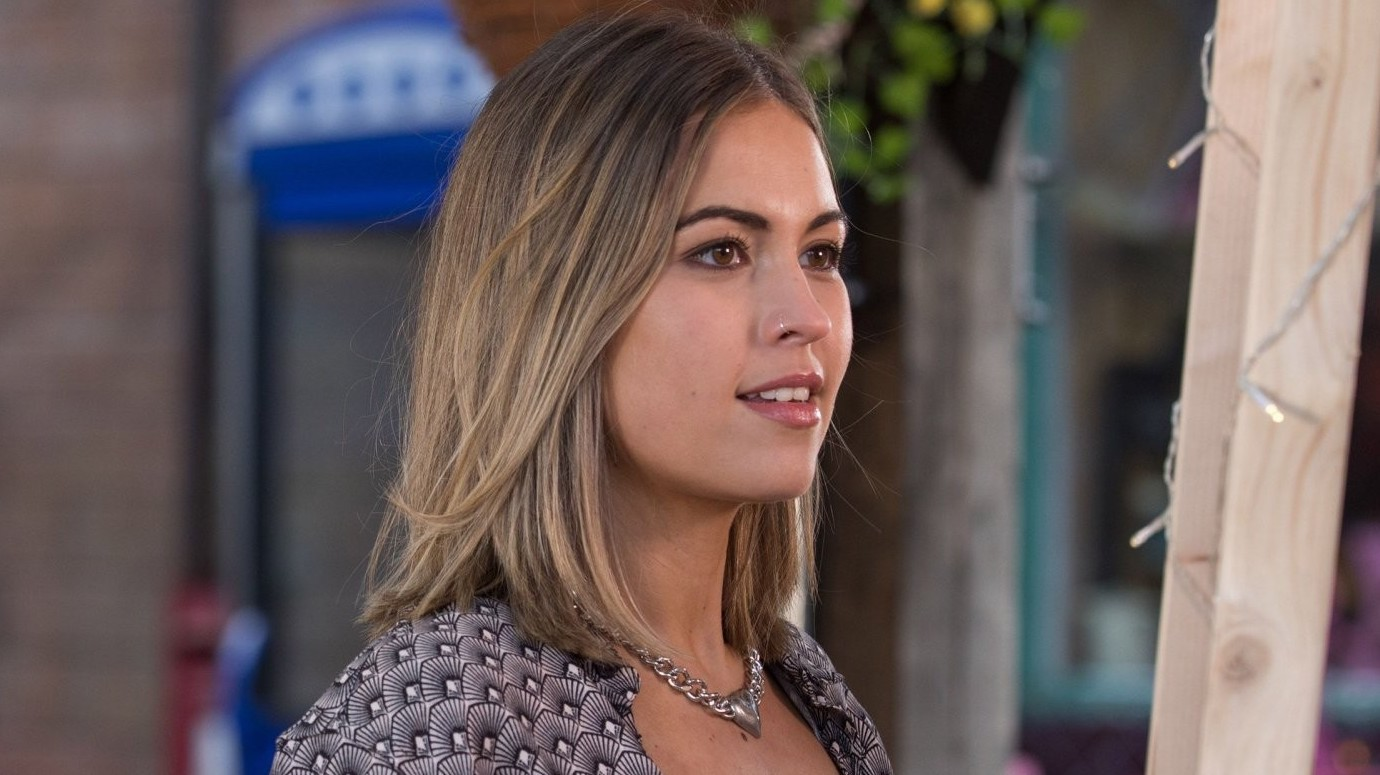 Hollyoaks' Rhiannon Clements confirms exit for Summer but reveals she wants to return
