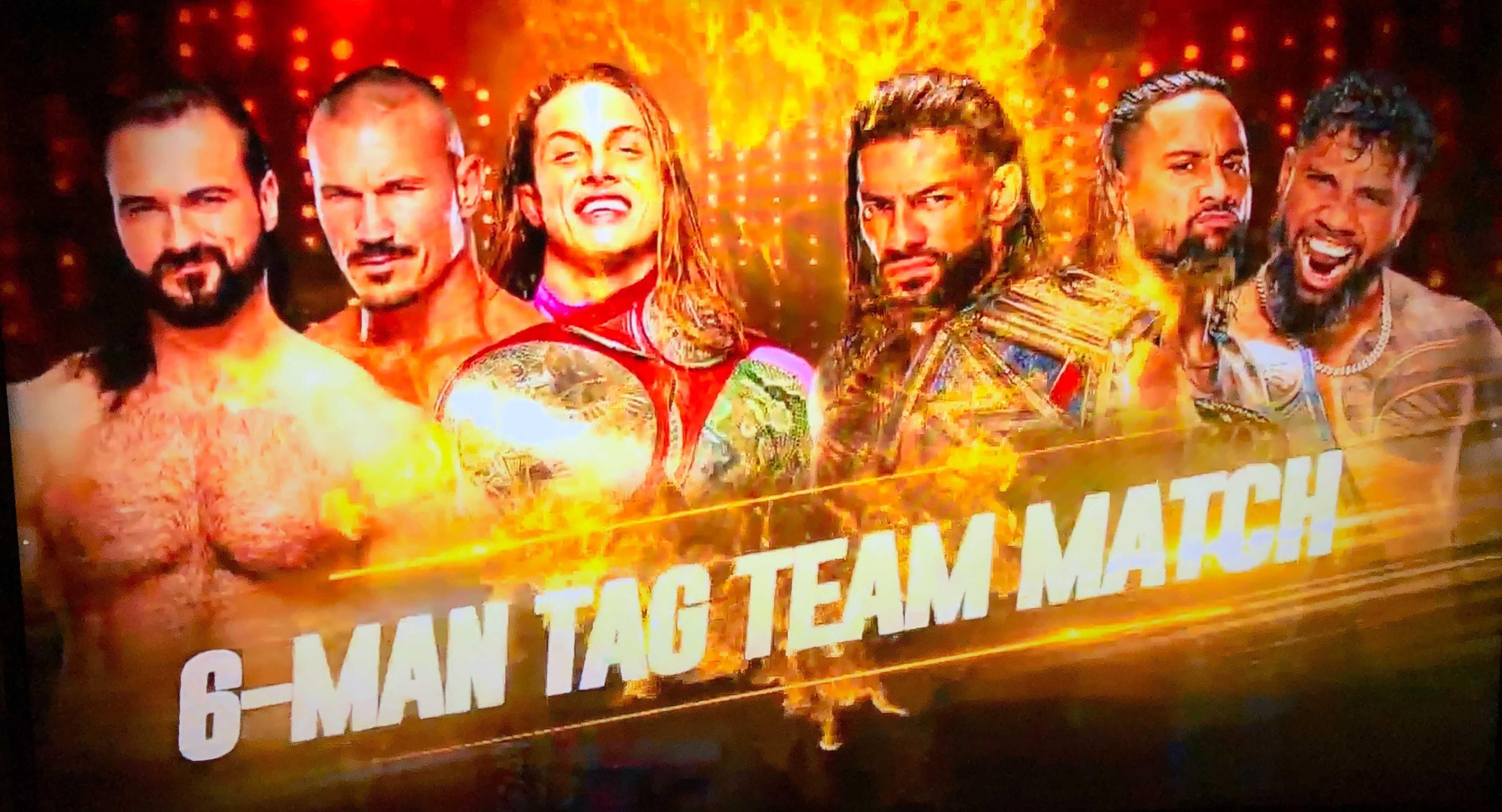 WWE Could Spoil Draft Plans With Big Raw and SmackDown Match Announcements