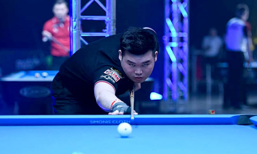 Cue sports: Aloysius Yapp beats world No.1, now in semi-final of US Open 9-Ball Pool C'ships