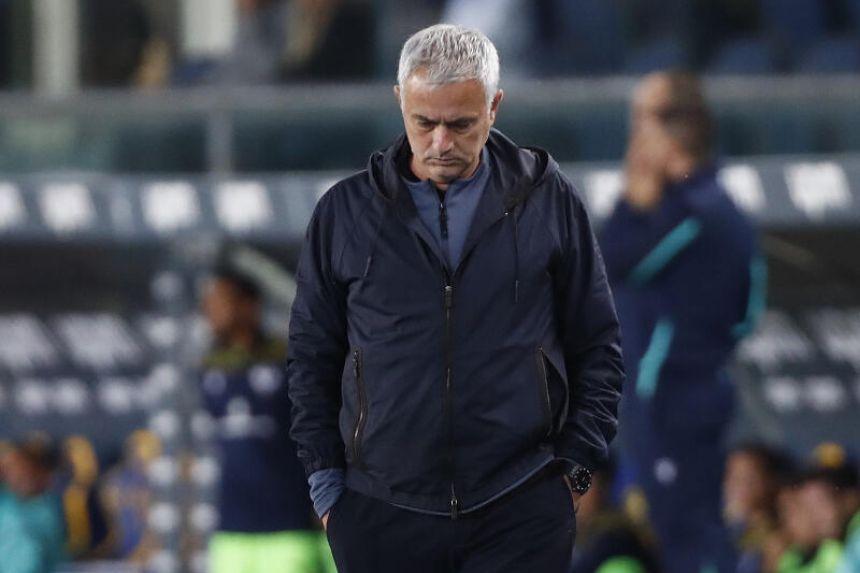 Football: Mourinho suffers first defeat as Roma boss at Verona