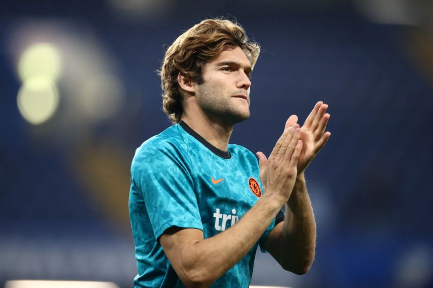 Football: Chelsea's Marcos Alonso to stop taking the knee as gesture 'losing strength'