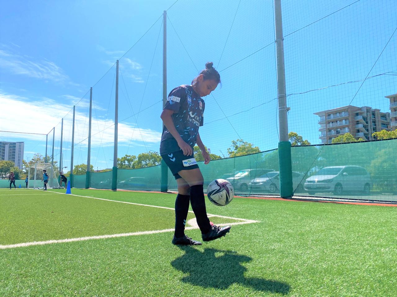 Football: Japan journey 'overwhelming' but Siti Rosnani wants spot in INAC Kobe