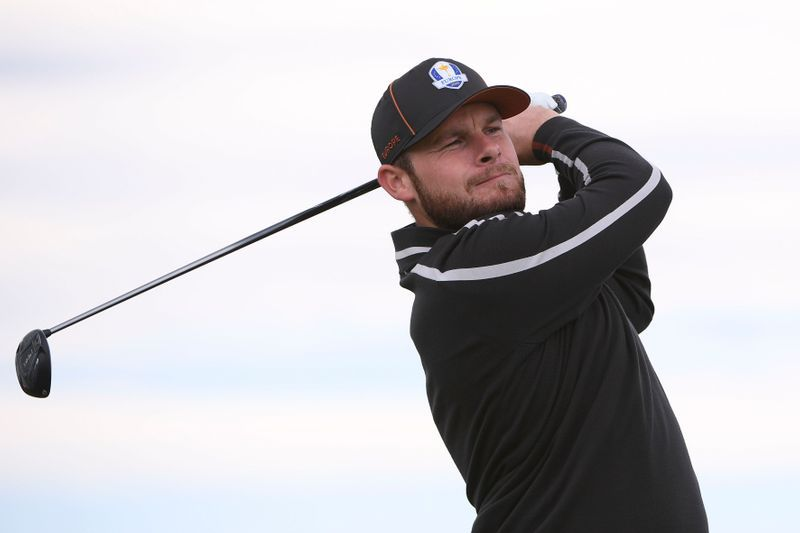 Golf-Fiery Hatton hopes to stay cool for good of Team Europe